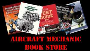 A and P AMT Aircraft Mechanic Book Store